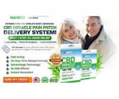 What is the CBD Miracle Pain Patch?