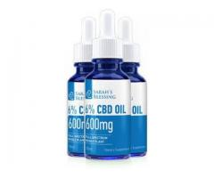 Sarah's Blessing CBD Oil – The Best CBD Oil? Sarah's Blessing CBD Ingredients |