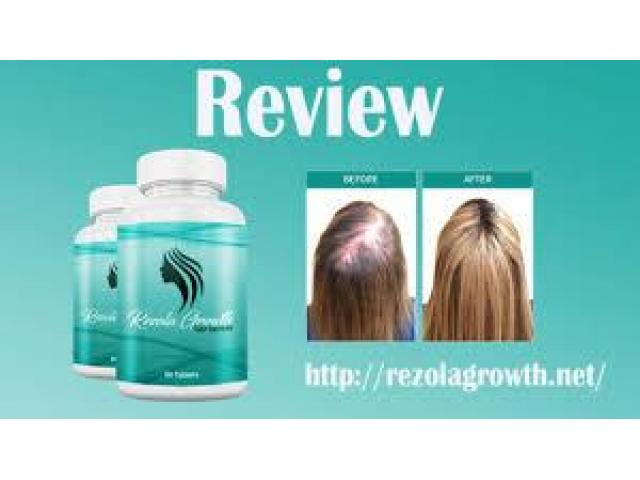 Rezola Growth Hair Formula Side Effects
