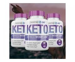 Diamond 24/7 Keto: Increse body confidence, Lessen Weight, Pure Natural & where to buy?