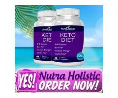 Nutra Holistic Keto : Gives Comfort, Pleasing & Adorable Looks!