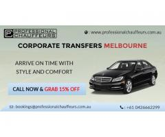 Professional Chauffeurs, Melbourne's