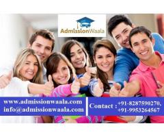 Admission in US