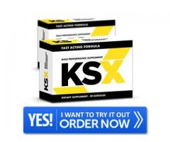 KSX Male Enhancement:-Support in weight loss and fat burn