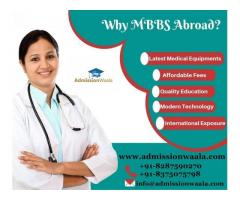 Best MBBS Admission consultancy for Russia