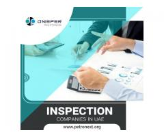 Inspection Companies in Abu Dhabi | UAE | Dubai