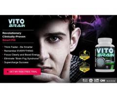 Vito Brain Boosting Supplement
