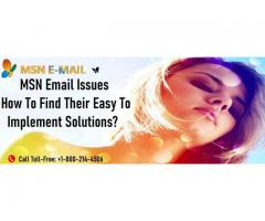 MSN Support +1-800-214-4506 Phone Number | Msn Email Account