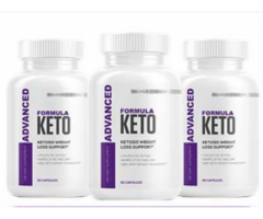 Advanced Formula Keto