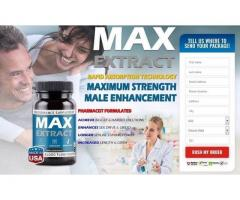Max Extract Male Enhancement Cost