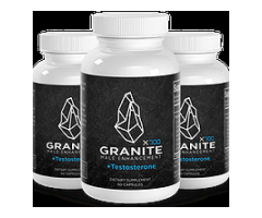 Granite Male Enhancement Pills Reviews – Final Verdict