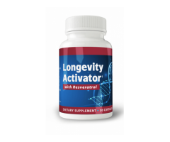 WHAT MAKES UP THE Longevity Activator?