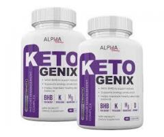 How does Ketogenix Keto work?