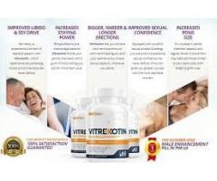 Do You Know The Benefits Associated With Vitrexotin Male Enhancement?