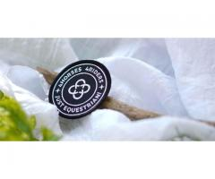 Woven Label Patch | Custom Woven Badges |Woven Logo Patch