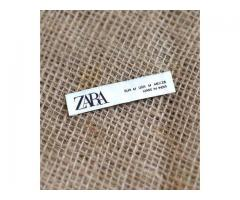 Woven Clothing Labels in India | Woven Label Design