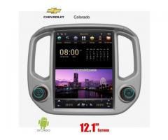 Chevrolet Colorado 2015- Tesla Android Radio GPS Navigation