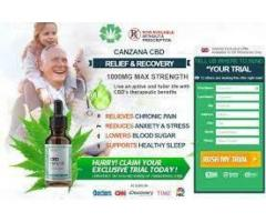 What work does Canzana CBD Oil UK have in the body?