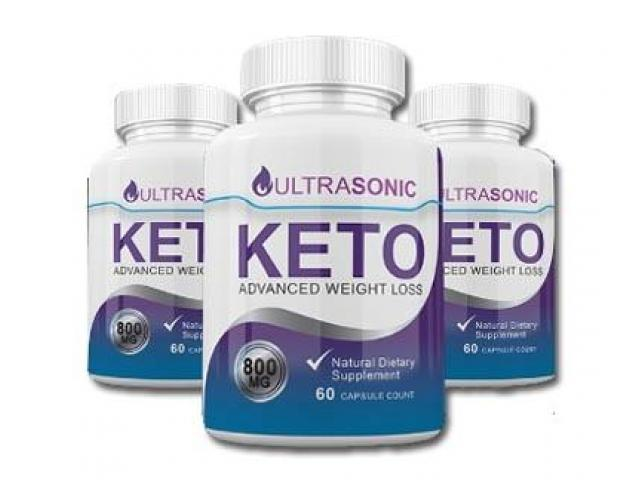 UltraSonic Keto - All You Can Be!