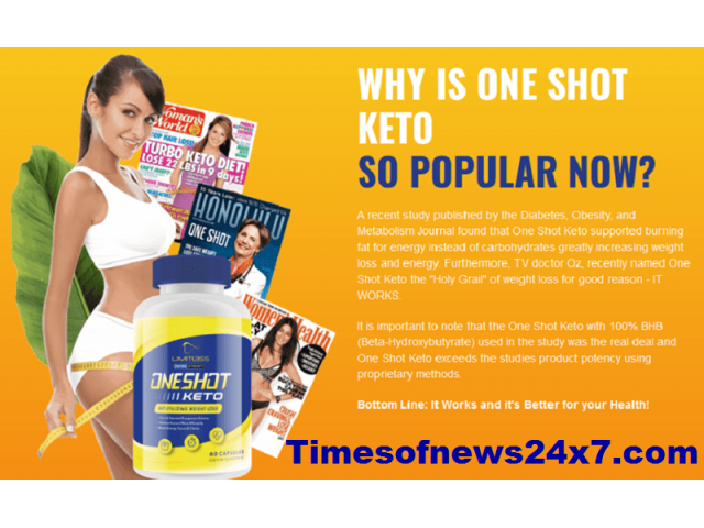 One Shot Keto Shark Tank Diet Pills Scam or Work? Price & Review