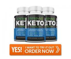 Prime Keto Health - Best Product For Lose Weight!