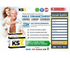 KSX Pills - Benefits {45% Off} Price To Buy Here!
