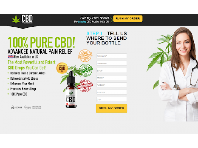 Get Rid of Nordic CBD Oil United Kingdom Once and For All