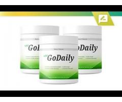 GoDaily Prebiotic Reviews, Benefits, Results with Price 2020