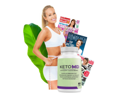 Keto MD Weight Loss Pills Review