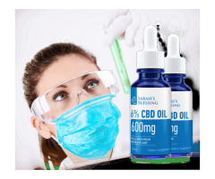 What is Sarah's Blessing CBD Oil?