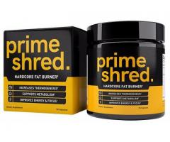 prime shred Fat Burner—Is It the Right Option?