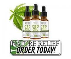 Nature Relief CBD Oil : Reviews, Pain Relief, Price Benefits and Buy!