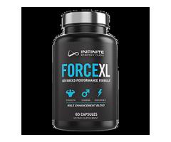 Infinite Force XL :Enhance testosterone