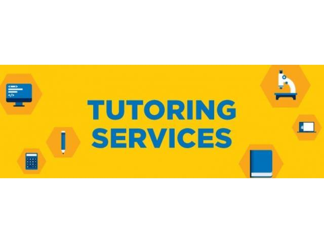 Tutoring Available 24/7, On-Demand