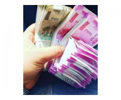500's and 2000's Indian Rupees Money For Sale 2020