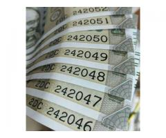 Buy 100% Undetectable 500's & 2000's Indian Rupees Money