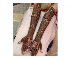 Wedding Mehndi Artist in Delhi Ncr – Wedding Services