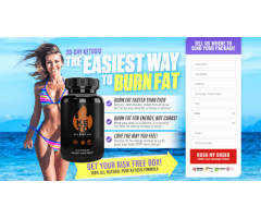 What is the Keto Burning formula?