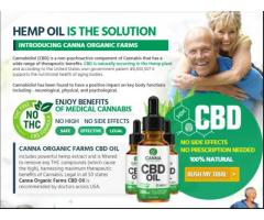 Dispose of Canna Organic Farms CBD Once and For All