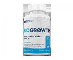 BioGrowth Male Enhancement :Increase staying power