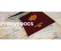 Approved Docs Online Buy Real & Counterfeit Documents