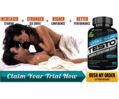 How can Vital Alpha Testo Work?