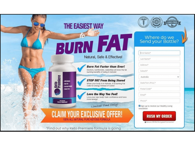 Keto Premiere Canada Diet Pills Review: How Does It Work?