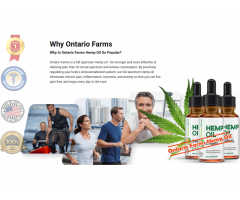 How To Use Ontario Farms CBD Oil!