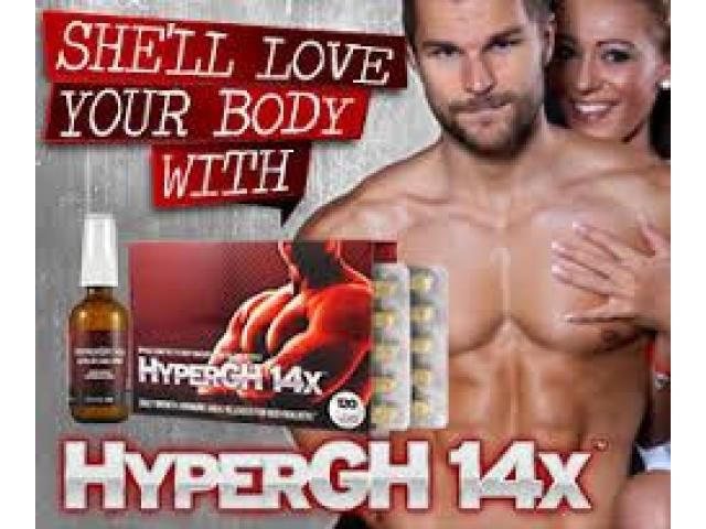 HyperGH 14x Review – #1 Growth Hormone System 2020