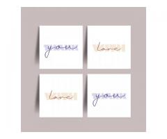 With love note cards online - paperit