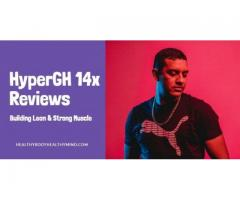 Buy HyperGH 14X India – BodyBuilding and HGH Supplement