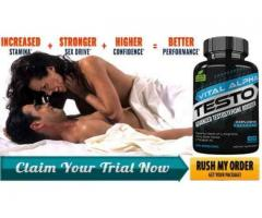 How does Vital Alpha Testo work for Male Enhancement?