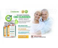 Nutriwise CBD Gummies UK – Does It Work Along With Naturally?