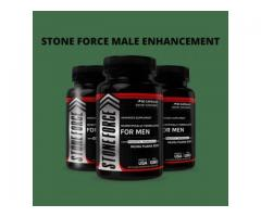 Stone Force Improvement of Blood Flow in Your Penile Region